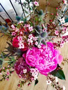 creation florale-demande-personnalisee