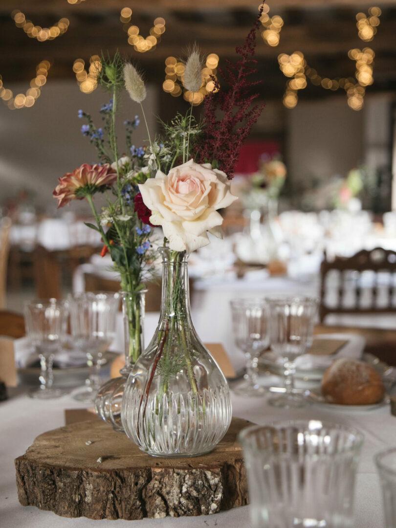 Soliflore Décoration Mariage Fleurs Française Fougères